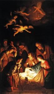Gerrit-von-Hornhltz-Adorazione-dei-Pastori_-1919-20