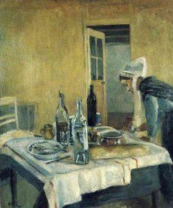 La cameriera Matisse