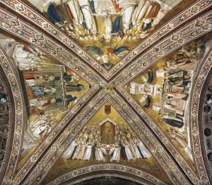 basilica inferiore allegorie