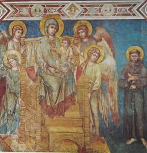 basilica inferiore cimabue
