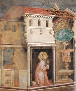 basilica inferiore giotto san damiano